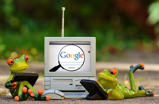 Google s figurkami